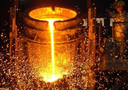 تولید فولاد خام ایران از مرز 10 میلیون تن عبور کرد/ تولید جهان 764 میلیون تنی شد