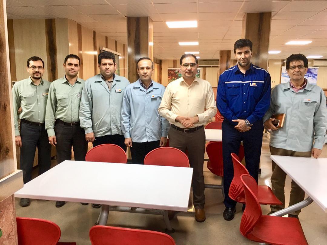 بهره برداری از رستوران مدیریت آموزش، تحقیقات و توسعه منابع انسانی فولاد خوزستان