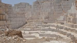 صادرات سنگ می تواند جایگزین درآمدهای نفتی شود/ در صنعت سنگ خودکفا هستیم