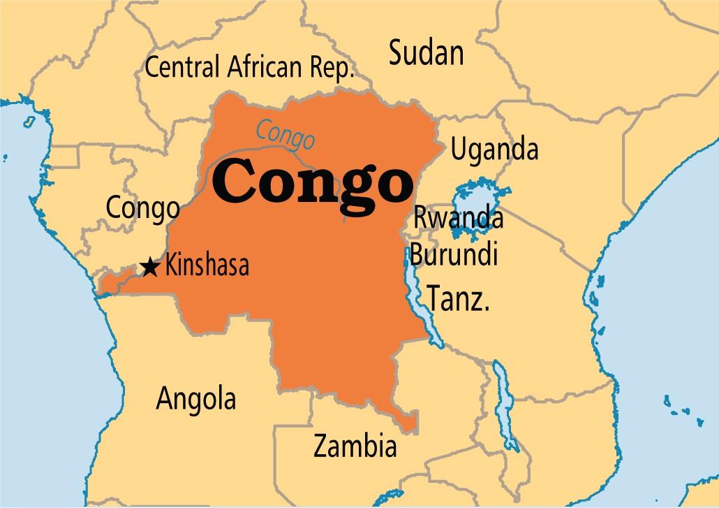 رشد تولید مس و کبالت کنگو در 5 ماهه اول امسال/ تولید طلا با افت به 13 تن رسید