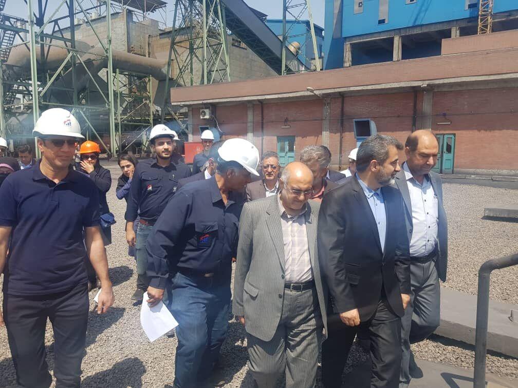 فولادسازی بوتیای ایرانیان مراحل پایانی را می گذراند