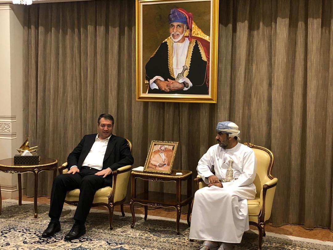 ضرورت تحکیم همکاریهای حمل و نقلی و زیر ساختی و ارایه تسهیلات در جهت توسعه حجم روابط دو کشور ایران و عمان