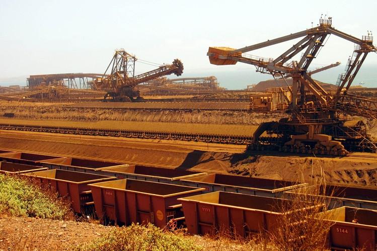 تولید و صادرات ریوتینتو همچنان تحت تاثیر طفوان های موسمی استرالیا/ تولید سنگ آهن ریوتینتو در پیلبارا طی سه ماهه دوم سال با افت 7 درصدی به 79.7 میلیون تن رسید/ فروش صادراتی با 3 درصدی کاهش 85.4 میلیون تنی شد