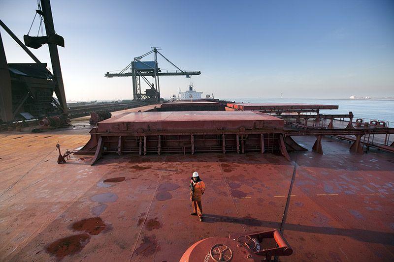 سردرگمی بازار از روند عرضه و تقاضای سنگ آهن در نیمه دوم 2019
