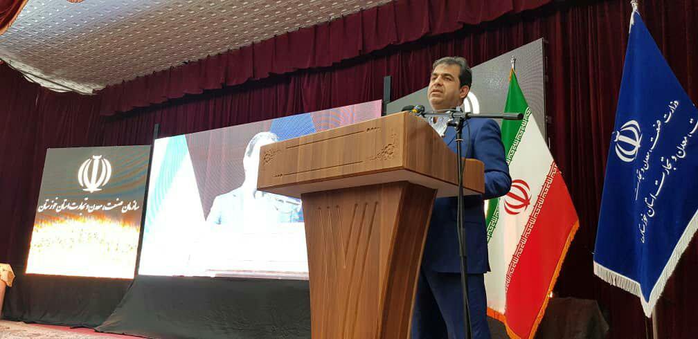 ارزآوری و حمایت فولاد خوزستان از بنگاه های اقتصادی کوچک قابل تقدیر است