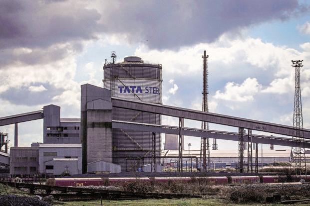 کاهش تولید واحد انگلیس تاتااستیل در پی تعمیر کوره ها