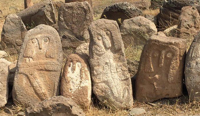شناسایی معدن سنگبری سایت باستانی شهریری در مشگینشهر
