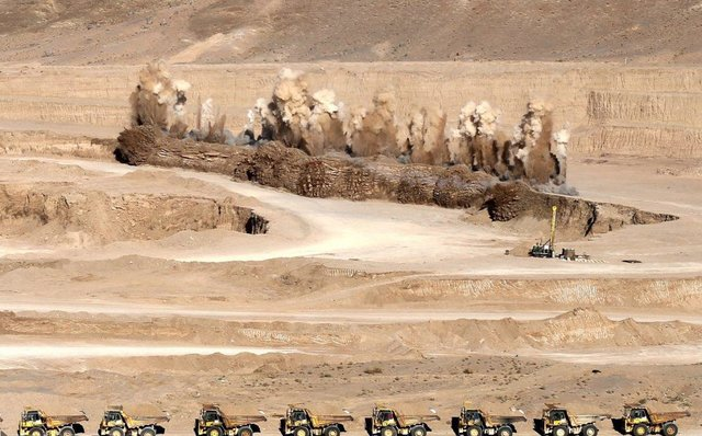 افزایش برداشت غیرمجاز از معدن سرب و روی آلبلاغ اسفراین