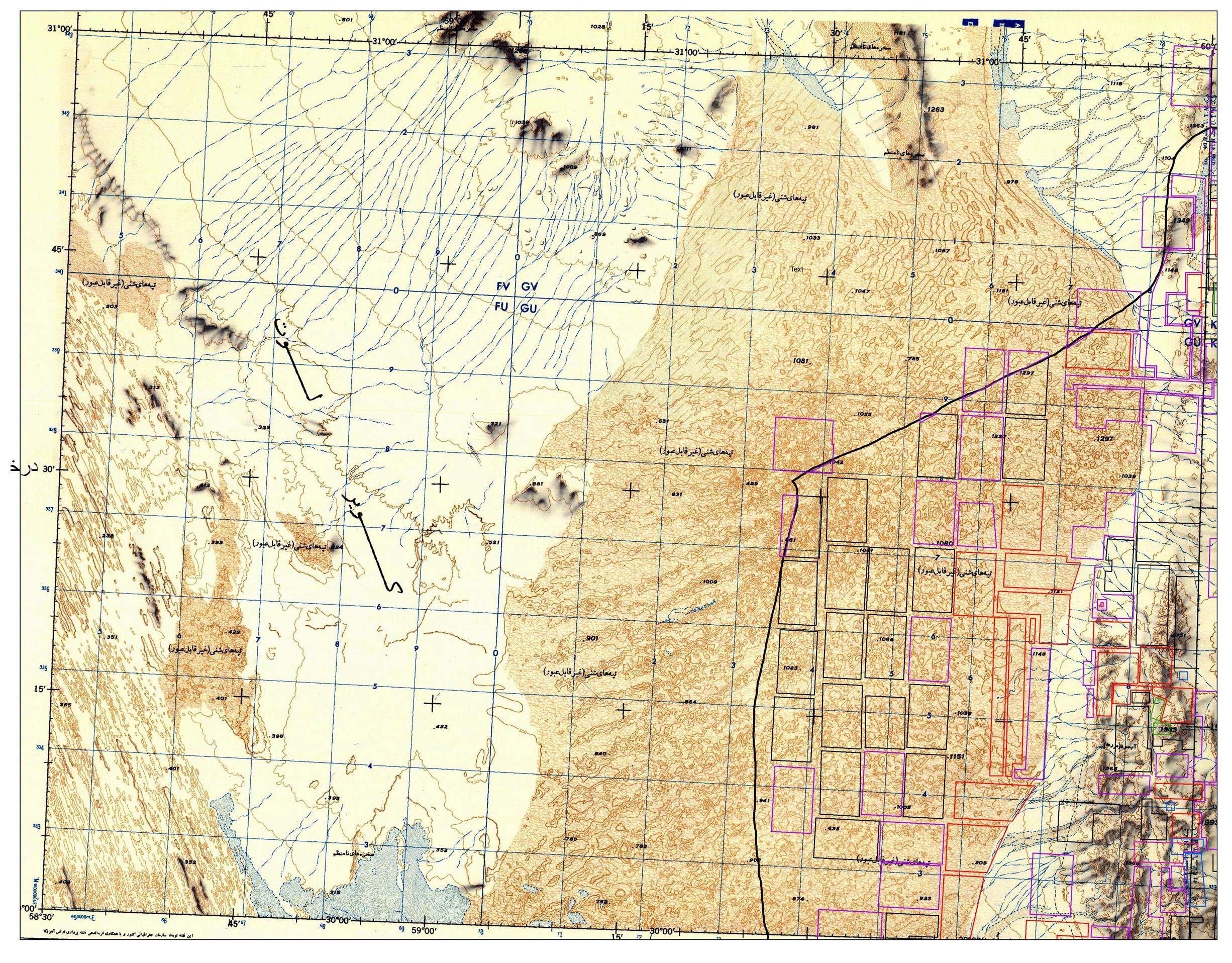 60 محدوده اکتشافی تا پایان سال از سوی سازمان زمین شناسی و اکتشافات معدنی آزادسازی و واگذار می شود