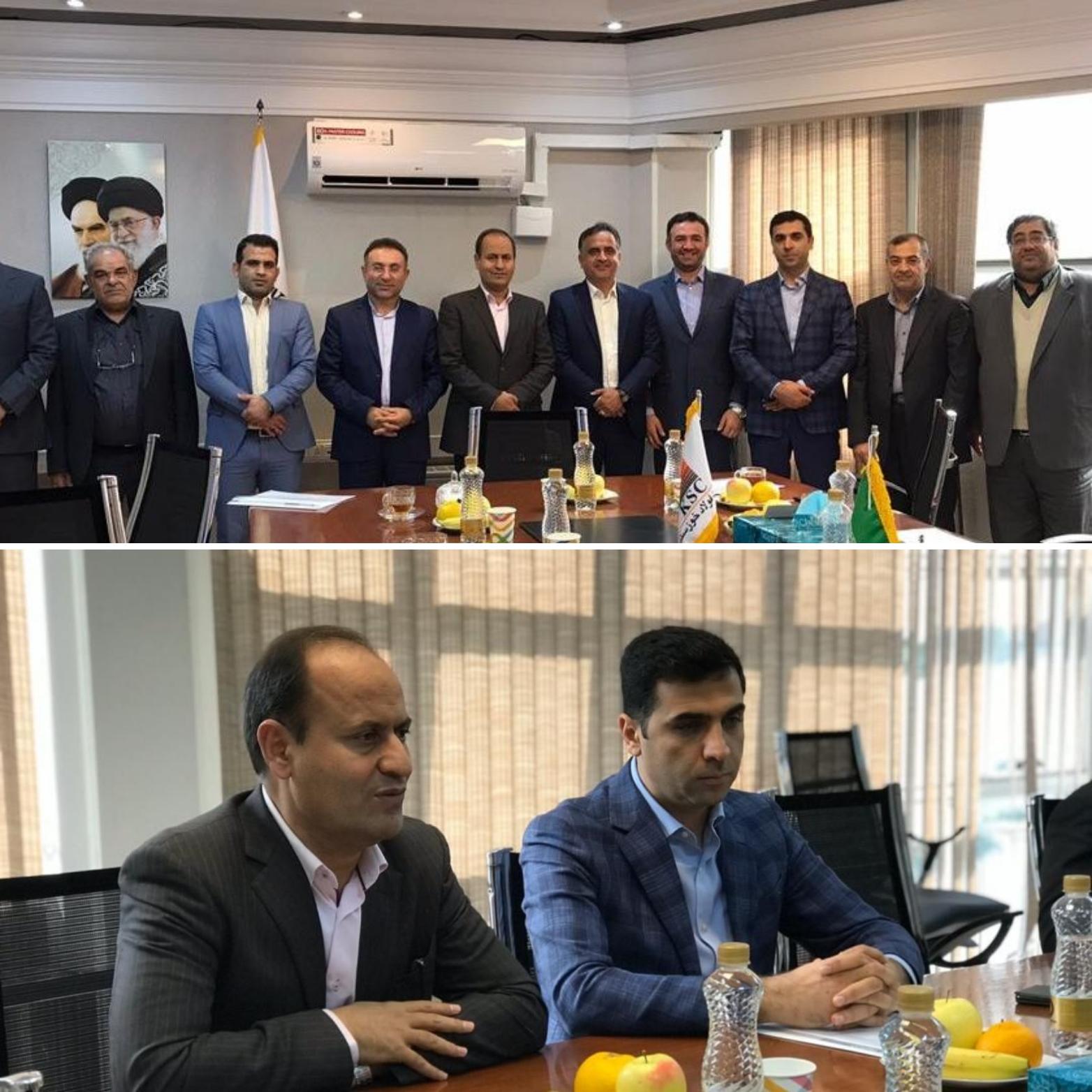 مدیرعامل شرکت صنعتی و معدنی توسعه فراگیر سناباد منصوب شد