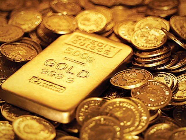 جهت معکوس بهای طلا در بازارهای جهانی و بازار آمریکا