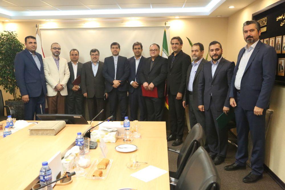 مدیرعامل منطقه ویژه صنایع انرژی بر پارسیان معارفه شد