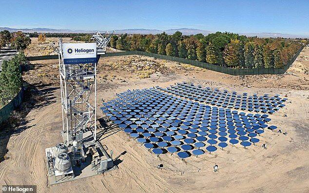 انقلابی جدید در انتظار صنعت تولید سیمان و فولاد است/ ایجاد اجاق خورشیدی با استفاده از هوش مصنوعی