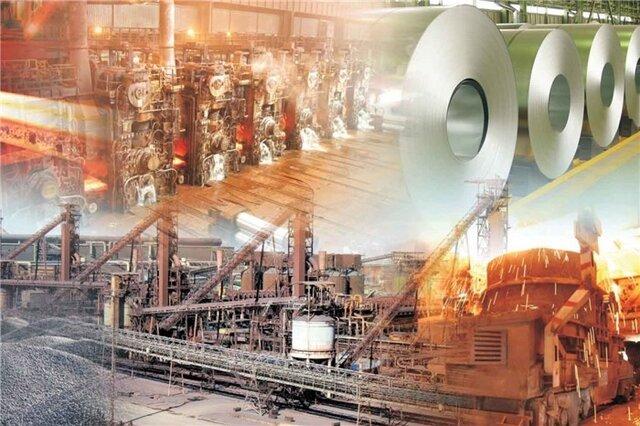 رشد تولید 8 محصول منتخب معدنی در نیمه نخست سال جاری