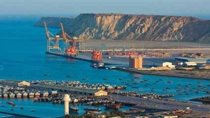 خبر بد برای بندر «چابهار»؛ تجارت میان افغانستان و چین از بندر «گوادر» پاکستان آغاز شد