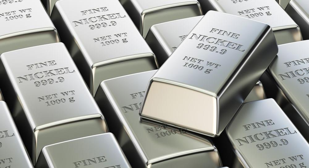 قیمت نیکل در بورس فلزات لندن افزایشی شد