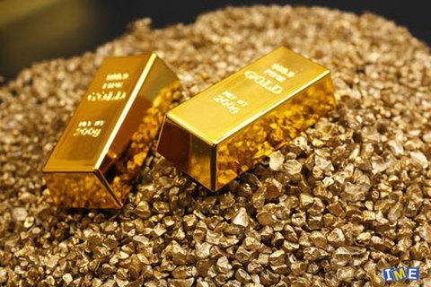 بهای طلا به بالاترین رقم طی یک هفته اخیر رسید