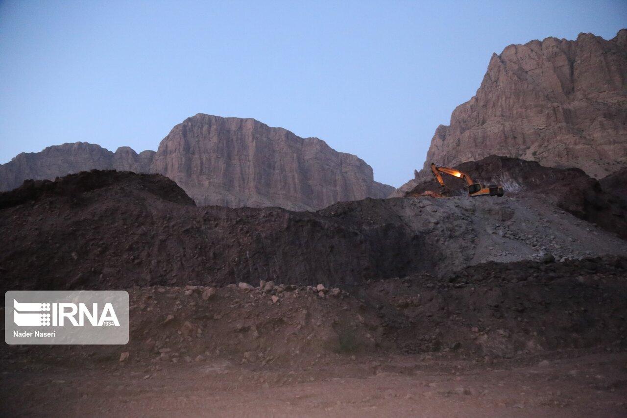 پیش بینی استخراج 105 میلیون تن سنگ آهن در سال آینده