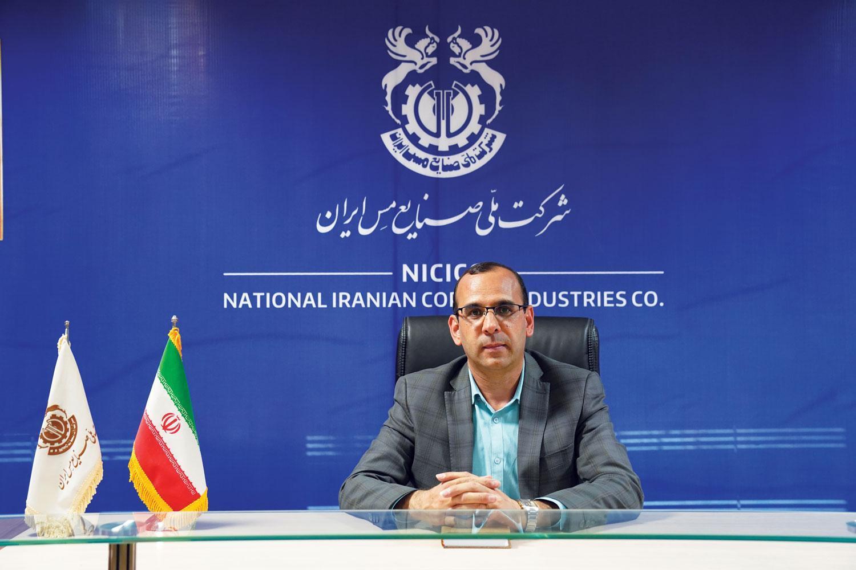 ضرورت توسعه پایدار در شرکت ملی صنایع مس ایران در سال جهش تولید/ سهم فملی از بازار مس دنیا افزایش می یابد