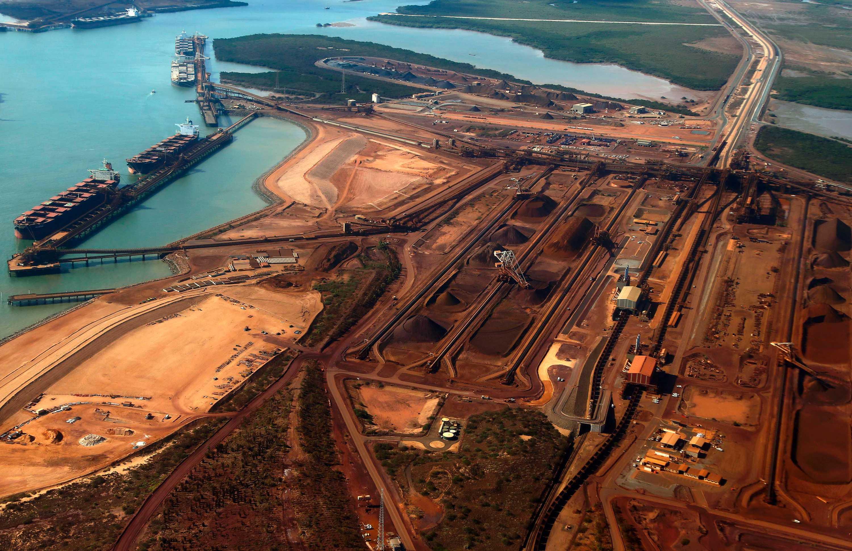 افزایش مجدد قیمت سنگ آهن در بازارها