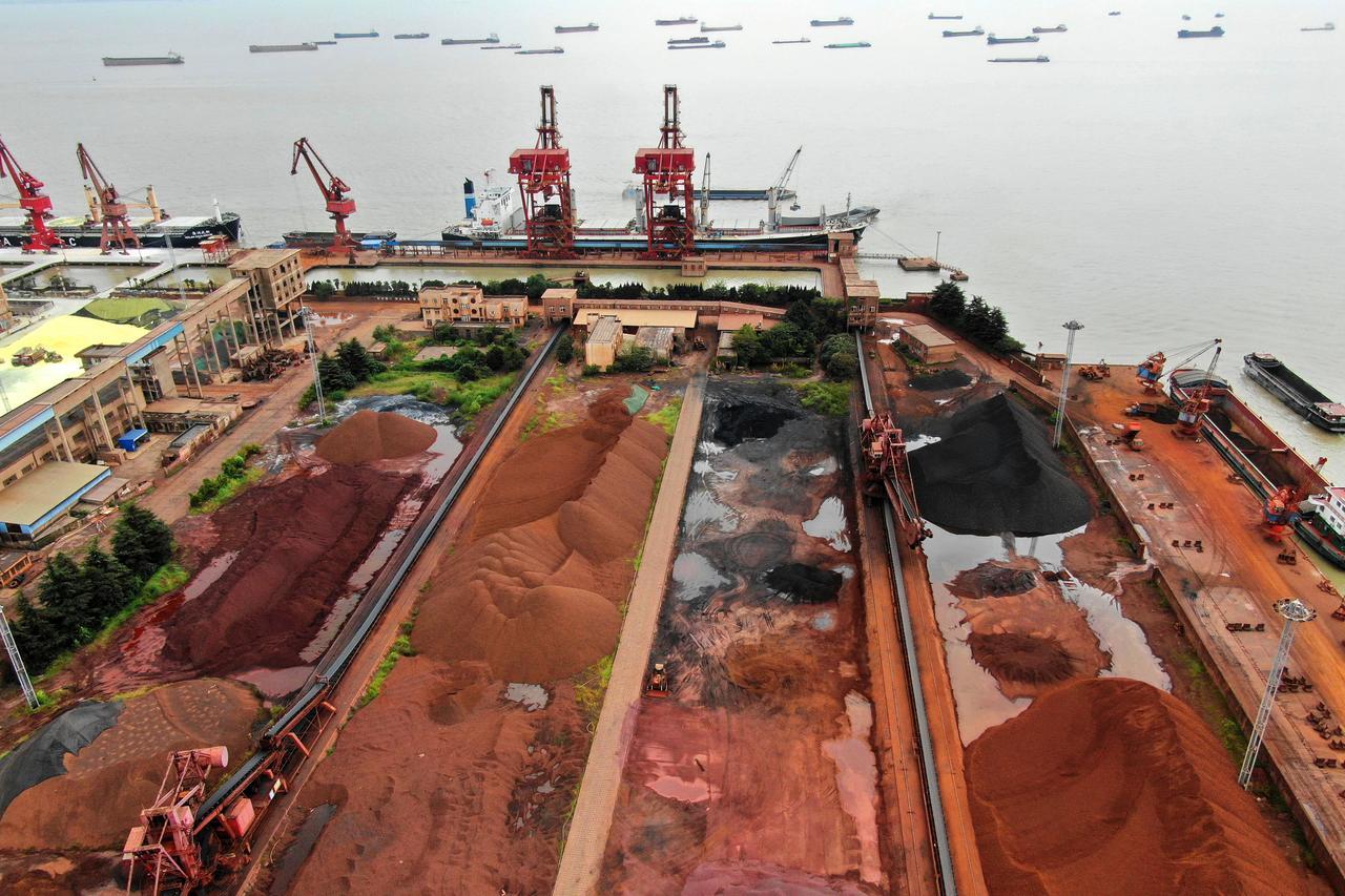 احتمال توقف افزایش قیمت سنگ آهن در چین