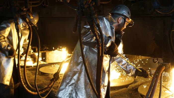 پایداری و ثبات بازارهای شرق اروپا برای محصولات فولادی زنگ نزن