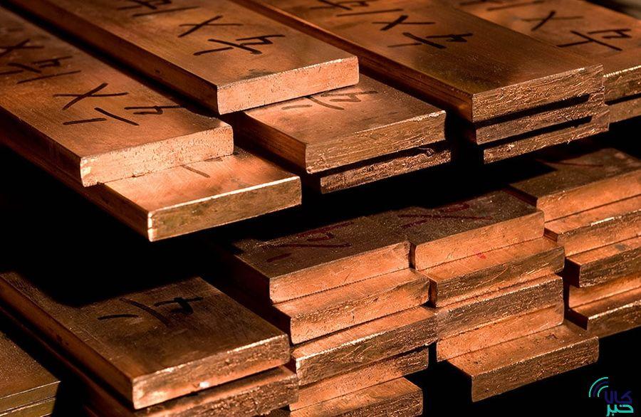 ریزش قیمت مس در بازارهای جهانی ادامه دارد/ هر تن مس 4774 دلار دادوستد شد/ موجودی در بورس فلزات لندن به 223 هزار تن تنزل یافت