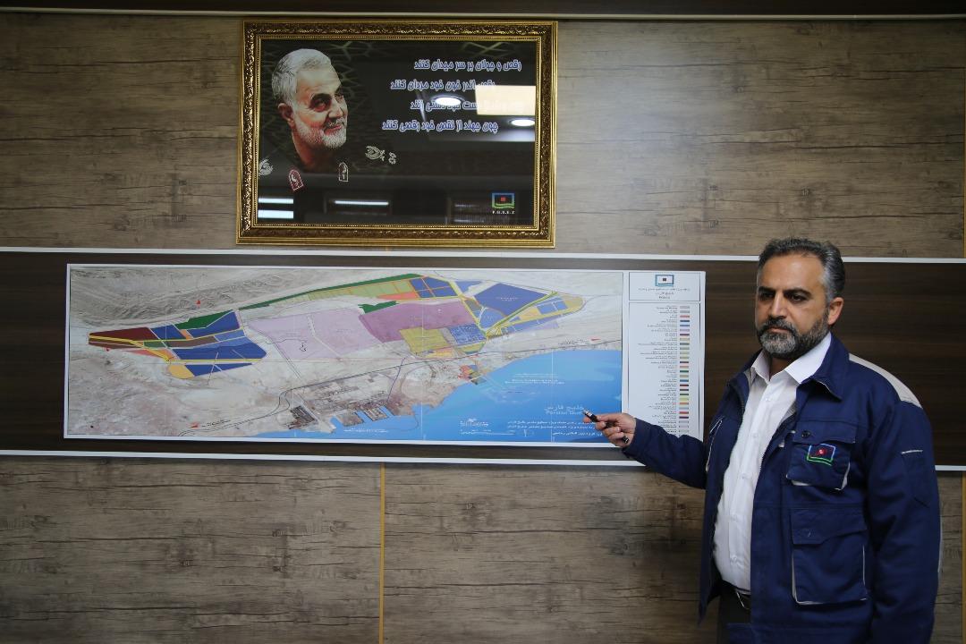 تصویب 10 طرح واگذاری زمین از ابتدای سال تاکنون در منطقه ویژه خلیج فارس/ رشد 250 درصدی واگذاری زمین به سرمایه گذاران منطقه ویژه خلیج فارس